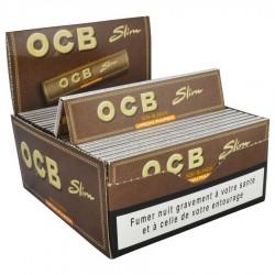 OCB Slim Virgin non Blanchi