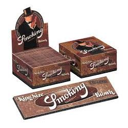 Smoking Brown slim 50 x