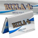 Rizla + Micron 25 cahiers 1.- Frs/cahier